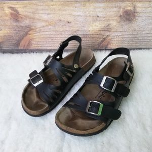BIRKENSTOCK - BETULA 39 sandals in black